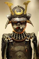 Japanese samurai suit of armour