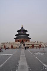 Aluminium Prints Peking 天坛公园——祈年殿