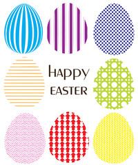 Easter egg vector collestion