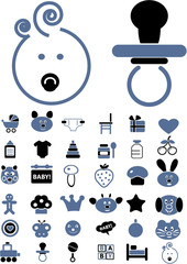 baby birthday signs