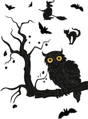 заготовки для хеллоуина