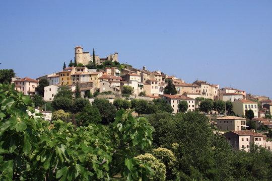 Village provençal, Callian
