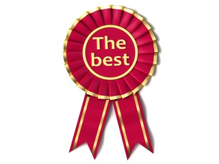 Red Ribbon Award labeled the best