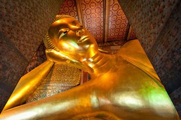 Reclining Buddha Wat Pho, Bangkok