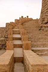 Crusader castle Al - Kerak (Karak)
