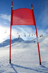 Skier-Reisentorlauf