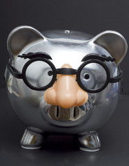 Piggy Bank in Disguise
