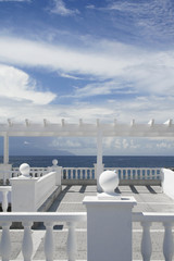 Clean architectural design concept