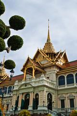 Bangkok Grand Palace, next to Wat Phra Kaew temple,Bangkok-Thail