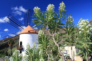 Aluminium Prints Mills Molino de Viento - Gran Canaria