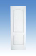 Door, white door.