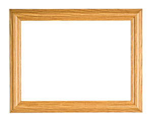 Blank Wooden Picture Photo Frame