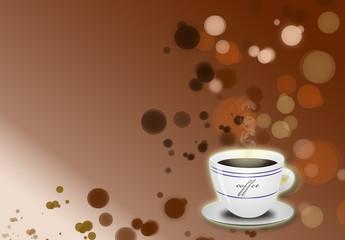 Browny coffee