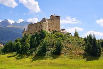 Nauders Burg - Nauders castle 02