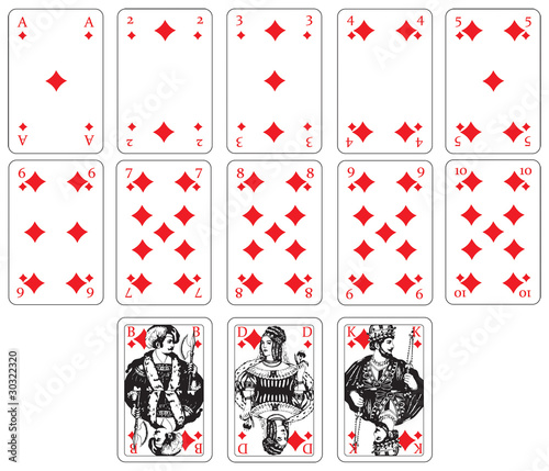 karo kartenspiel