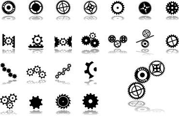 Big set icons - 35. Gears
