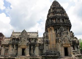 The stone ruins at Pimai near Nakorn Rajsima, Thailand
