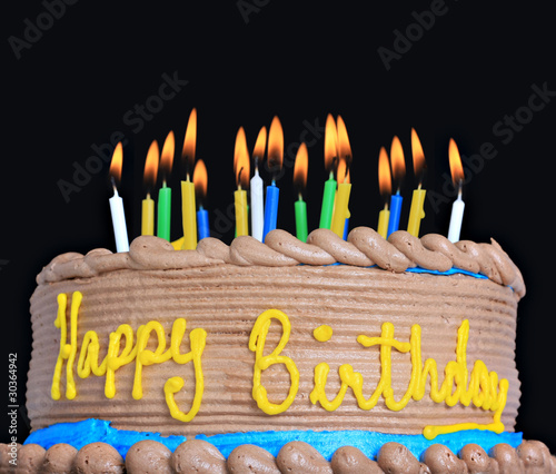 Birthday Cake Images And Msg :