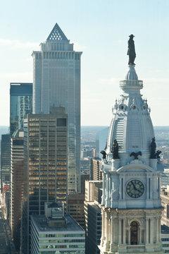 William Penn Statue City Hall Philadelphia PA