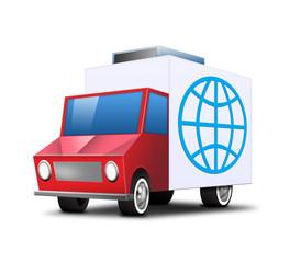 kühltransport versand weltweit