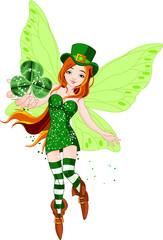 St. Patrick's Day Fairy