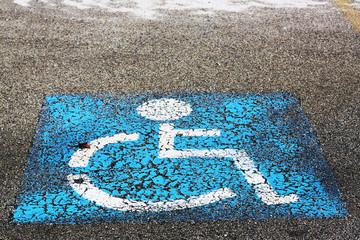 Wheelchair Sign
