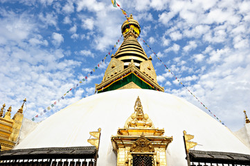Pagoda in Nepal
