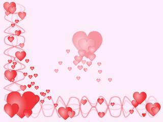 Herzen - Vector