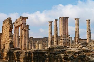 Il Gymnasium greco di Cirene - Libia