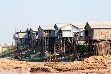 Kambo Stelzenhaus