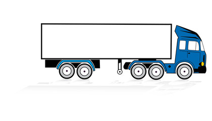 Photos illustrations et vid os de dessin d 39 un camion for Prix d un conteneur vide