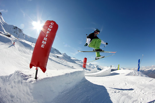 saut table snowpark