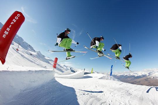 freestyle snowpark