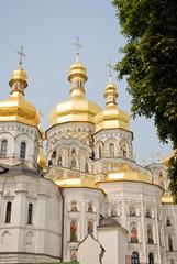 Foto op Aluminium Kiev UNESCO world heritage site in Kiev: Kiev-Pechersk Lavra