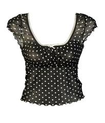 black women's blouse