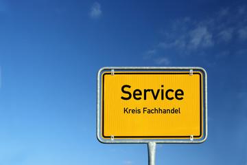 Schild Service