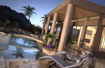 Modern Luxury Loft / Apartment