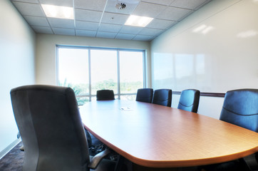 HDR of Conference Room