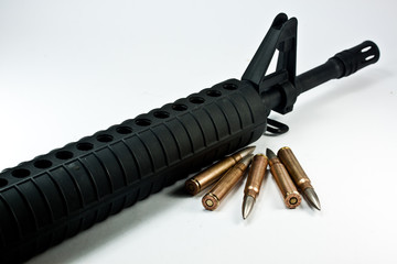 rifle barrel m16