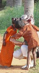 enfants en inde