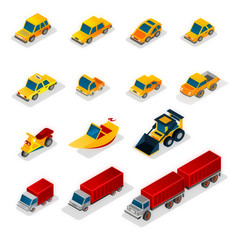 Iso Icons : and industrial vehicles