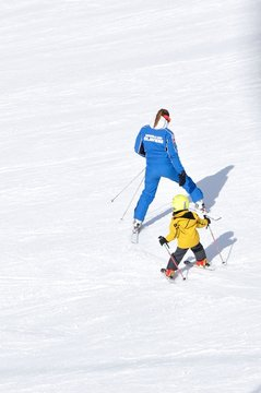 cours de ski 3