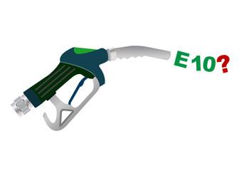 E10 Benzin