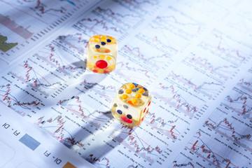 Gambling on stock exchange