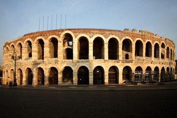 Verona, the Arena