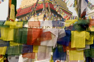 Napalese Praying Flags 1.