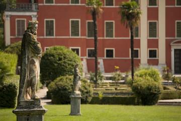 Castion Veronese, Villa Pellegrini Cipolla