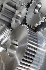 cogwheels and titanium