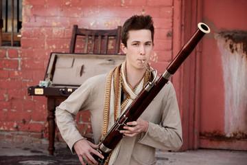 Bassoon Performer