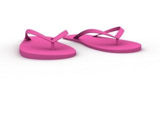 Soft Pink Stylish Slipper